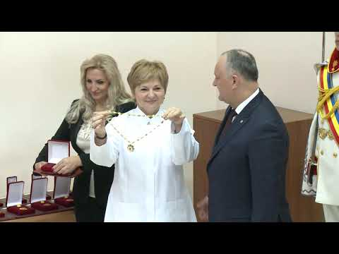 Igor Dodon visited Institute of Mother and Child in Chisinau