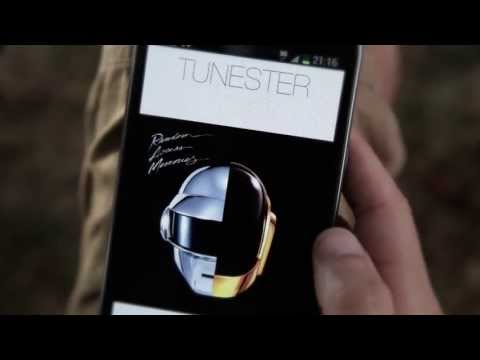 Video of Tunester Music Player