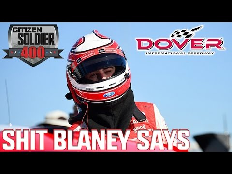 Shit Blaney Says: Dover