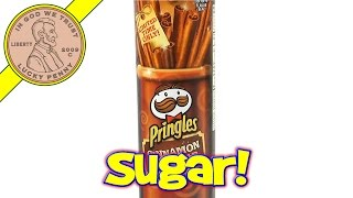 Pringles Cinnamon & Sugar Chips & Coca Cola Ornament Bottle - 2013 Christmas Candy & Snack Series - YouTube
