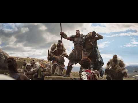 BLACK PANTHER (New Official HD Trailer) 2018 , Marvel Movie - Michael B. Jordan & Lupita Nyong'o