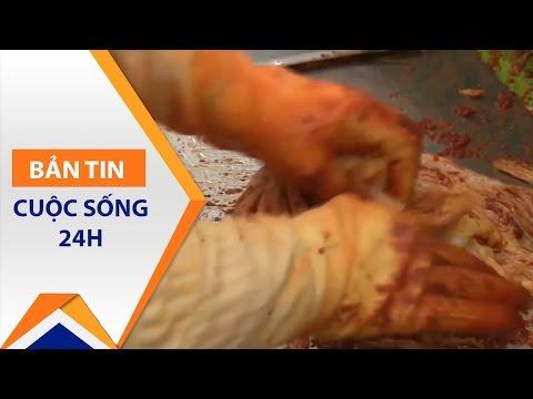 """Hàn Quốc: Phát hiện món ăn xứng danh """"thần dược""""   VTC1 - Thời lượng: 105 giây."""