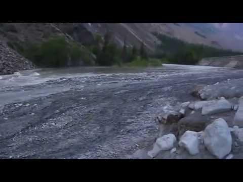 Виды Горного Алтая. Бесподобные виды Горного Алтая. (видео)
