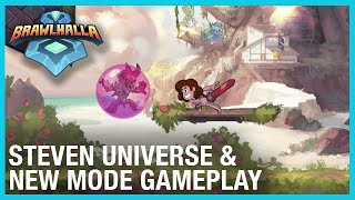 Brawlhalla: Steven Universe Bubble Tag Mode Gameplay | Ubisoft [NA] by Ubisoft