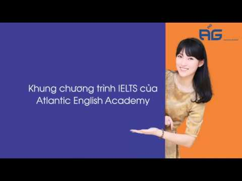 Khóa học IELTS 5C của Atlantic Five-star English Academy