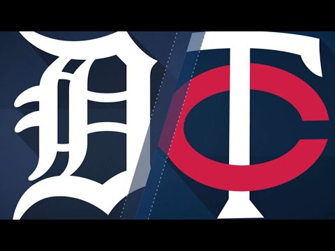 Mauer's go-ahead homer powers Twins in win: 8/17/18 (видео)