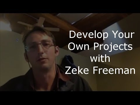 Podcast Interview Zeke Freeman of Root Architecture + Development