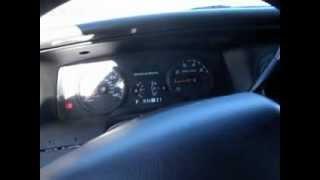 6. 2006 Ford Interceptor (Police Car) White