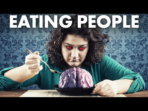 Why Eating People is A Lot More Common Than You Think