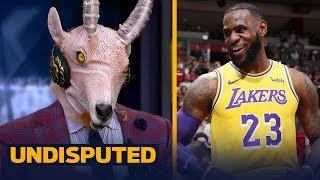 Video Shannon Sharpe evaluates LeBron James' 51-point game against the Heat | NBA | UNDISPUTED MP3, 3GP, MP4, WEBM, AVI, FLV November 2018