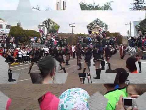 Banda Marcial Manoel Ribas.wmv