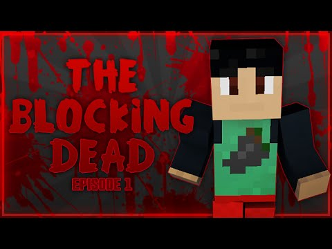 Minecraft: The Blocking Dead (New Hypixel Mini-Game) Episode 1 – The Walking Dead in Minecraft!