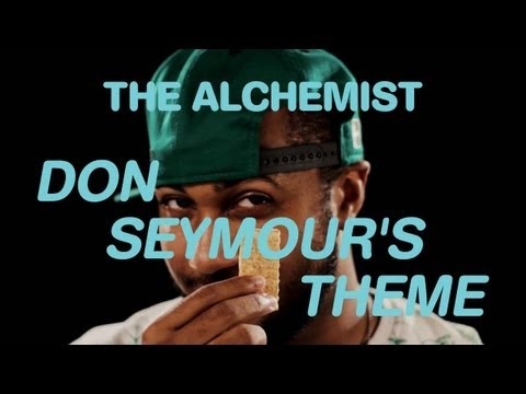 The Alchemist - 'Don Seymour's Theme' (Feat. MidaZ)