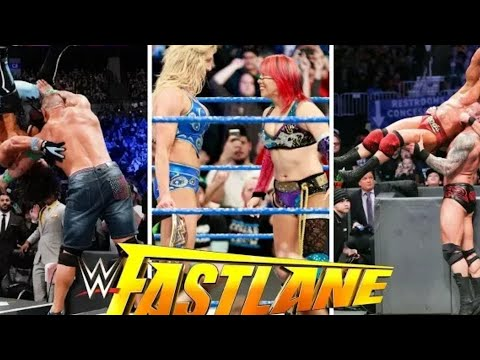 WWE FASTLANE 2018 HIGHLIGHTS HD - WWE FASTLANE 11TH MARCH 2018 HIGHLIGHTS HD
