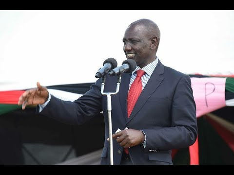DP William Ruto re-brands himself as he steps out to accommodate NASA top leadership_Űrhajó videók