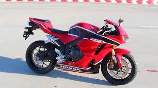 4. 2018 Honda CBR600RR ABS