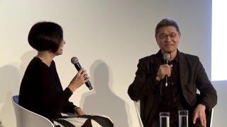 Artist Talk | David Diao