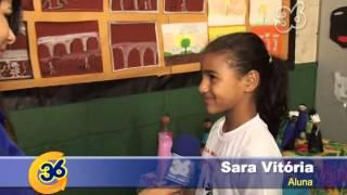 Feira de Ciências na Escola Mato Grosso
