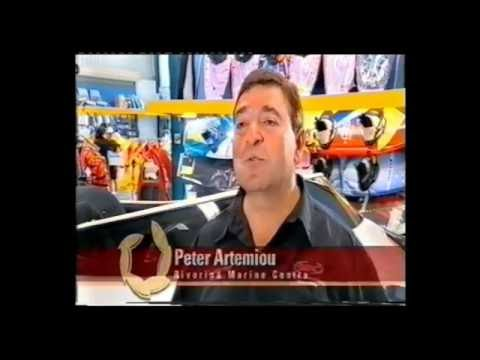 2003 Ethnic Business Awards Finalist – Small Business Category – Peter Artemiou – Riverina Marine Centre