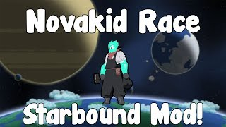 Hello everyone and in this video I show you the clearly superior Novakids race mod! For those of you who just can't wait! This mod...