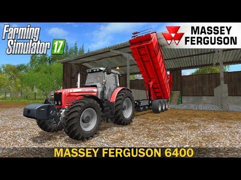 Massey Ferguson 6400 Pack v1.1