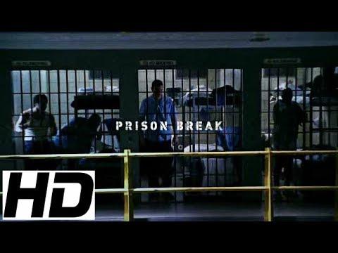 Prison Break Season 1 (2005-2017) - Opening Credit Scene (HD)