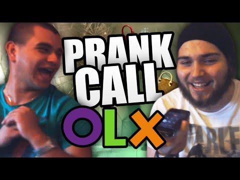 PRANK CALL AOS ANÚNCIOS DA OLX