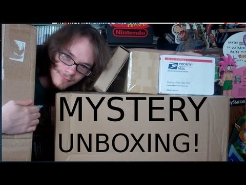 Unboxings - 6 different packages of all shapes and sizes, what could be inside?! Join me on Facebook: Fan page: http://www.facebook.com/pages/PeteDorr/179988468693819 Pr...
