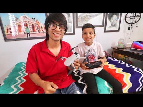 Studio Mein Drone Uda Diya 😲
