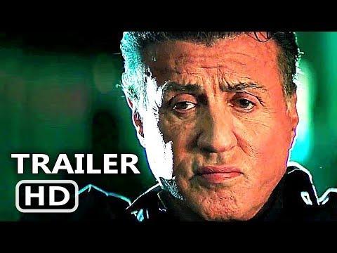 Escape Plan 2 (2018) Movie Trailer   Sylvester Stallone, Dave Bautista, Curtis Jackson (видео)