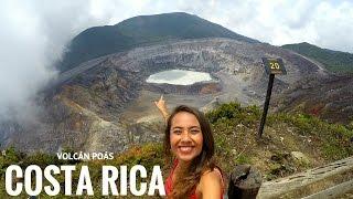 Conozcan Costa Rica! Chavos, visite este país verde y visité el impresionante Volcán Poás (el segundo cráter más grande del mundo). También fui a las ...