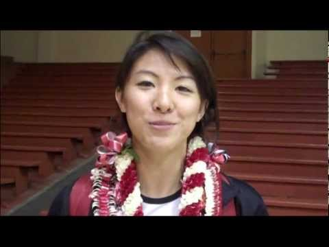 Interviews with Art U Head Coach Ed Jackson, seniors Melissa Cheng & Angela Heath