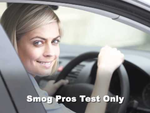Smog Pros Test Only