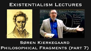 Existentialism: Soren Kierkegaard, Philosophical Fragments (part 7 And End)