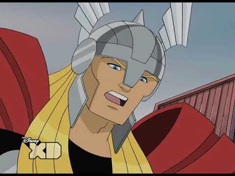 Thor the Mighty - The Avengers: Earth's Mightiest Heroes!