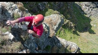 Sea-cliff climbing essentials 5: Rock quality by teamBMC