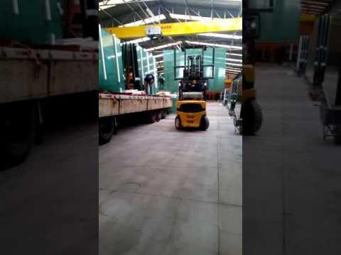 Carregamento de vidro em Pien Paraná!