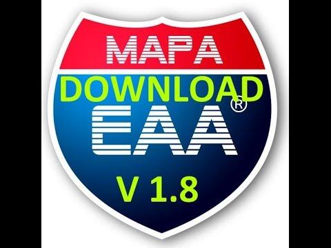 Map EAA v1.8