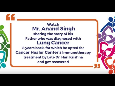 Successful Cancer Treatment by Dr. Hari Krishna at Cancer Healer Center