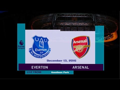 Everton vs Arsenal 2-1 All Goals & Highlights 13/12/2016 | Premier League 2016/2017 HD