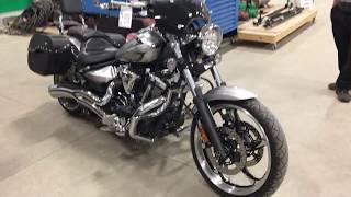 9. 2010 Yamaha Raider Motorcycle, 1800CC, Lot # 103