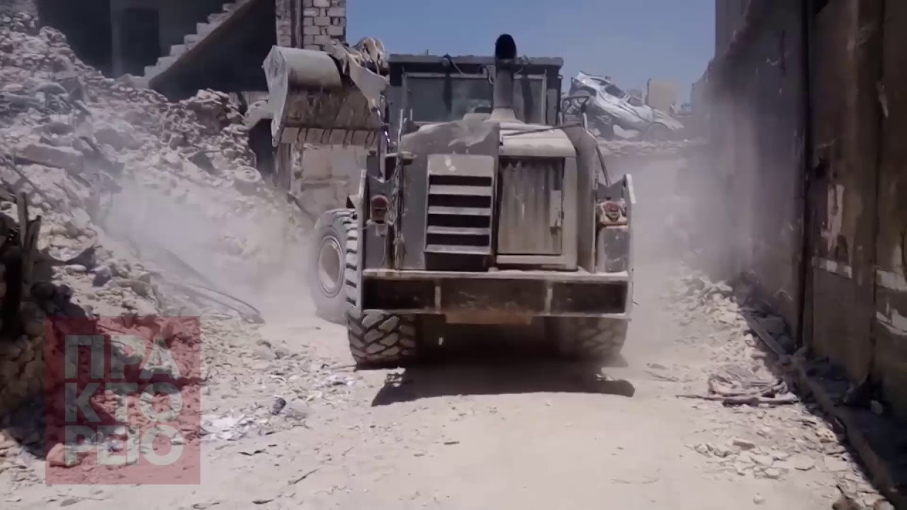 Το Μεγάλο Τζαμί της Mοσουλης ερειπωμένο ο  στρατός εξαπολύει επίθεση εναντίον του Ισλαμικού Κράτους