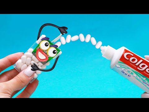 Play Doh That Moves  Stop Motion Animation