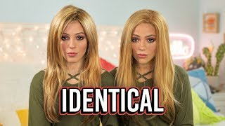 Video Transforming Ourselves to Look Identical! Niki and Gabi MP3, 3GP, MP4, WEBM, AVI, FLV Maret 2018