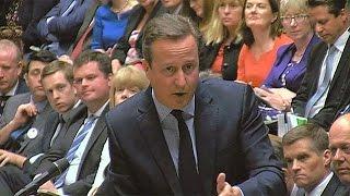 Nigeria points finger at UK after PM's 'corrupt' remark