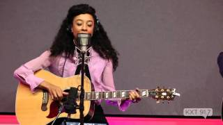"""Corinne Bailey Rae - """"Stop Where You Are"""" -  KXT Live Sessions"""