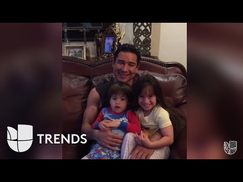 Mario Lopez On Life As A Dad