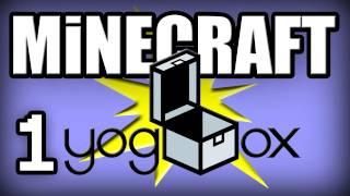 Live #01 (parte 1) - Minecraft: YOGBOX