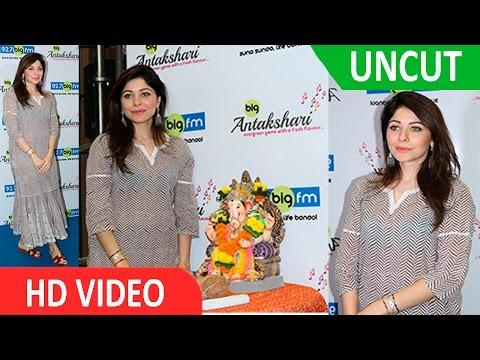 UNCUT | Kanika Kapoor | Launch Game Antakshari| Big FM 92.7 |