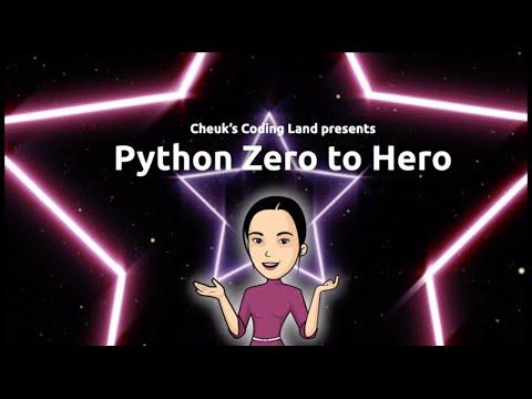 Python Zero to Hero - Ep.3 - Python Basics 2 (bool, list, dict)